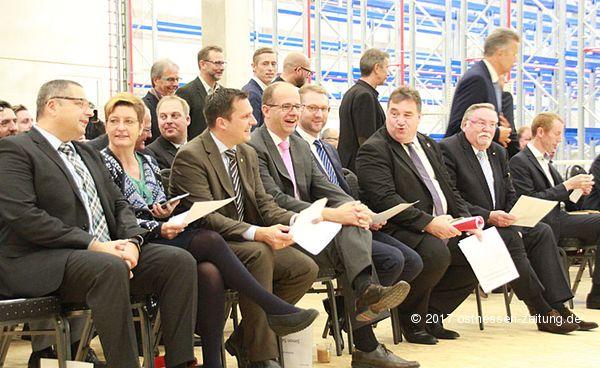 Logistikzentrum eröffnet – Lampenwelt investiert zehn Millionen Euro