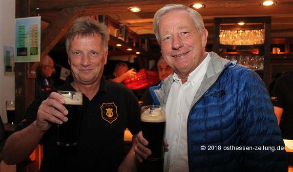 Hessens größter Irish Pub in Rothemann – Musik und Guinness – Fotos