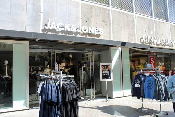 huge discount 014de eee3b Viel los bei der Eröffnung von Jack & Jones in Fulda – Fotos