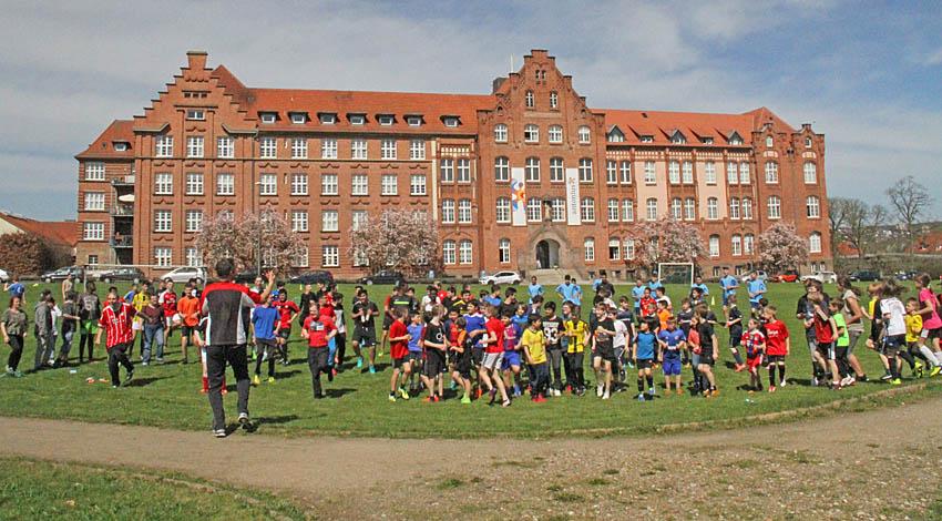 Meet new people at leisure activities in Fulda