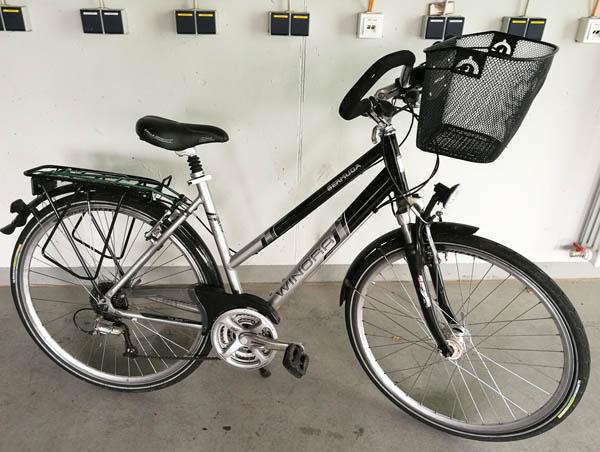 online store 8c882 bd644 Fahrrad in Künzell gestohlen – Besitzer gesucht