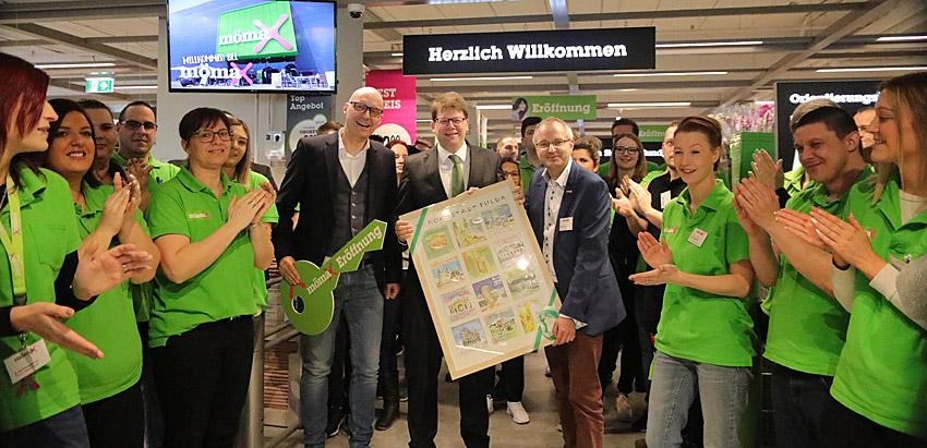 Mömax In Fulda Eröffnet Trendig Preiswert Serviceorientiert