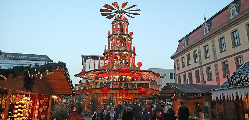 Totensonntag Weihnachtsmarkt.38 Fuldaer Weihnachtsmarkt Eröffnet