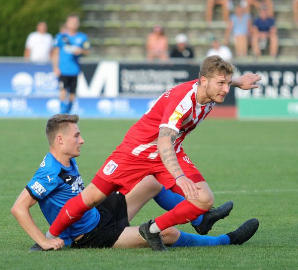 Osthessen Zeitung Fussball