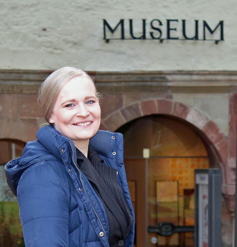 Geschichte Kunst Und Kultur Lisa Hendrich Leitet Die Galerie Im Stift
