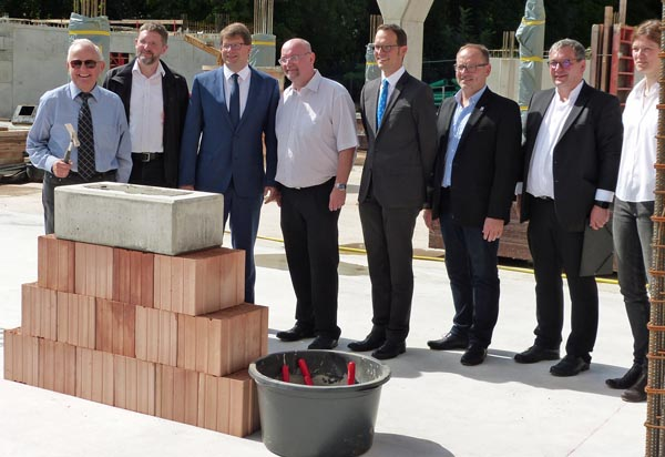 Siedlungswerk Fulda 42 wohnungen in liobastraße siedlungswerk investiert zwölf millionen
