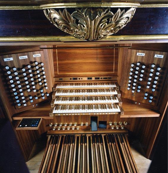 Klingender Dom – Orgel-Matineen im Jahr 2013 vorgestellt