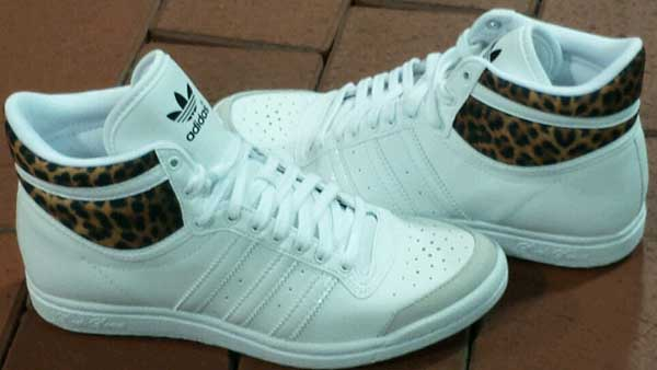 Adidas Top Ten hi Sleek im