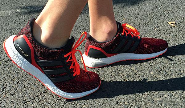 adidas ultra boost schwarz rot